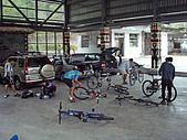 070317都飛魯溫泉:整裝-組車-準備今天的行程