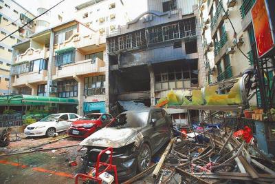 「東海氣爆」如核彈炸爛2房,是否人為造成?