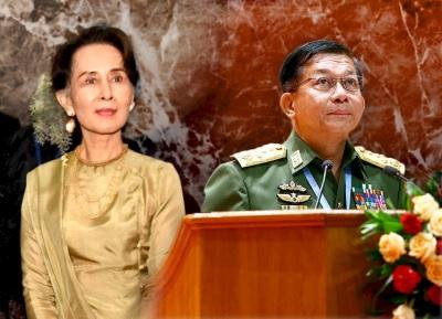 「緬甸政變」無差別濫射?翁山蘇姬遭軍隊逮捕!