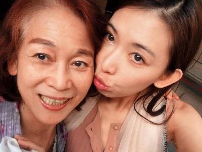 「林志玲母親吳慈美」媽媽是我的心臟,母親感動淚崩!