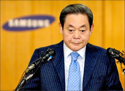 「李健熙病逝」台灣的敵人三星會長,股票遺產稅估2714億!