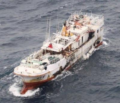 「中途島海域失聯」搜救千里之外,蘇澳籍漁船永裕興18號