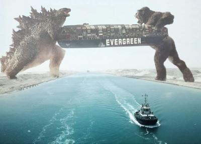「長榮貨輪」竟讓好萊塢2巨星發揚光大,笑:下戲後是朋友
