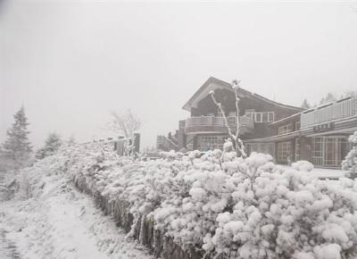 「七星山飄雪囉」全台今溫暖好天氣在急凍!