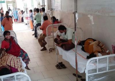 「印度怪病」不明原因?逾800人癲癇、吐白沫1人病逝