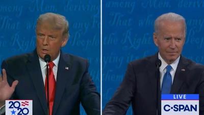 「總統辯論」川普、拜登交鋒最終回!