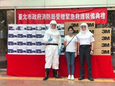 「捐600萬買PAPR」安以軒心繫台灣,挺醫護人員也要找到貨出來!