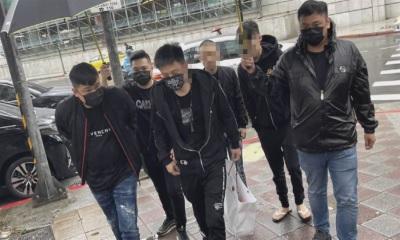 「北聯幫趙映光」史上最離譜小弟幫大哥撐傘,警政署顏面無光!