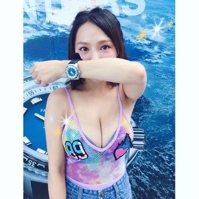 「熊熊性愛片外流 」台灣第一巨乳3分鐘影片被瘋傳?
