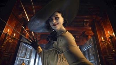 「惡靈古堡8:村莊」俄國裸露Coser《Kalinka Fox》性感還原吸血鬼夫人!