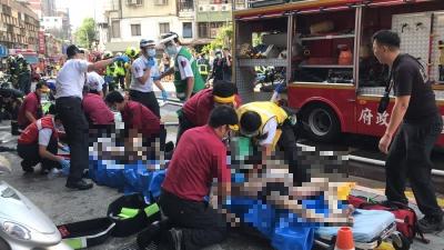 「內湖火災」台北私人養護所驚傳火警 2死1命危