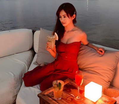 「AmberTsai」正妹美女圖庫10P