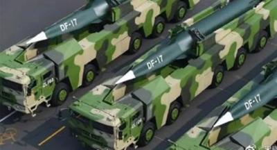 「解放軍威嚇美軍」東南沿海部署東風17?
