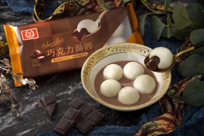 「巧克力湯圓」桂冠切割福灣,全面停產、收入捐公益