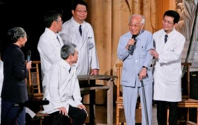 「楊思標101歲辭世」人生如台灣百年醫療史!