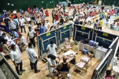 「印度疫情如海嘯」單日31萬例,恐怖宛如世界末日!