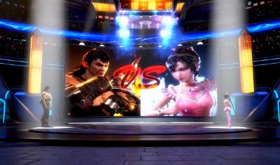 「鬥羅大陸」索托城大鬥魂場,唐三小舞輕取對手展風采