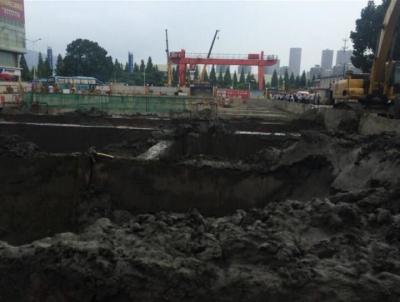 「杭州地鐵土體突湧」失蹤工人已全部遇難