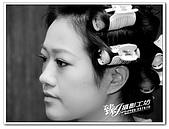 婚禮記錄-展&緯--台中大里小春日式料理-(文定化妝篇):婚禮記錄攝影-展&緯-(大里小春日式料理)-(文定宴客)-化妝篇 004