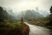 張家界武陵源 2013-11-10:c011 張家界國家森林園區的另一個入口.jpg