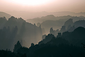 張家界武陵源 2013-11-10:c020 大觀台日出.jpg