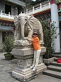 台北海岸 2002-05:指南宮 02