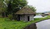 仙台:水車小屋, 山口, 遠野市, 岩手県. 2014/05/23.