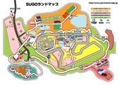 仙台:Sportsland SUGO. 宮城県. 2003/09/01.