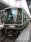 乗り物:2000形電車 (神奈川 鎌倉駅)。2006.04.18。