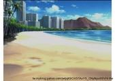 横浜:[Senpre] Waikiki, Hawaii, USA.