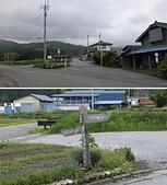 """仙台:""""Bus 乗り場"""", 山口, 遠野市, 岩手県. 2014/05/23."""