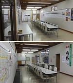 """仙台:""""Bus 待合所"""", JR 遠野駅, 遠野市, 岩手県. 2014/05/23."""