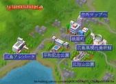 広島:広島 市内 Map.