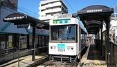 乗り物:長電 石橋駅. 長崎県 長崎市. 2012-10-12.