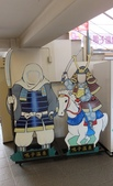 """仙台:""""JR 鳴子温泉駅"""". 宮城県. 2014/05/23."""