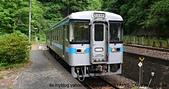乗り物:JR 坪尻駅. 徳島県. 2013-05-29.