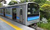 乗り物:2番線, JR 松島海岸駅, 宮城県. 2014/05/24.