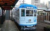 乗り物:長電 長崎駅前駅. 長崎県 長崎市. 2012-10-13.