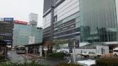 横浜:西口 (東向), JR横浜駅. 横浜市. 2019/10/11.