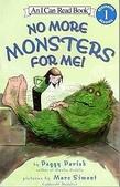 電子報 (2010年第一期):No More Monsters for Me!