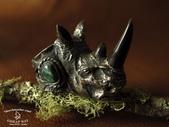 NAVAJO銀飾:犀牛戒指-1.JPG