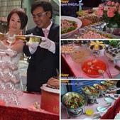 婚宴歐式自助餐專輯2:蔡先生婚宴派對相簿封面