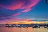 我的視界:新竹南寮漁港