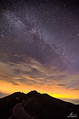 我的視界:合歡山銀河