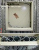 現場審驗_KH299:KH2991455_拖線箱內水平引進電纜未按圖施作