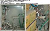 現場審驗_KH299:KH2991409_其他各戶一樓配線箱內接地端子板皆未完成施作