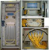 現場審驗_KH299:KH2990595_機櫃內收容光終端箱實裝圖