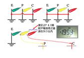 審驗技術:接地_三極間有短路或斷路情形