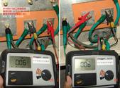 竣工檢測:KH1000075竣工_總接地箱接地電阻0.06Ω