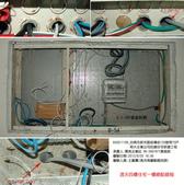 NCC評鑑及查核:KH2011109_透天四樓住宅一樓總配線箱